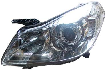 Оптика и свет BYD G3
