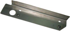 Кронштейн (панель) крепления бампера левый металлический Geely CK 101200016002