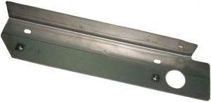 Кронштейн (панель) крепления бампера правый металлический Geely CK 101200016302