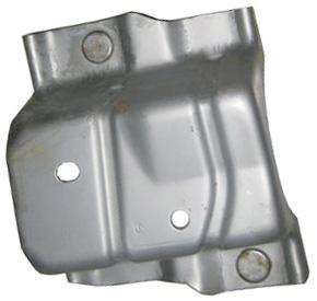 Кронштейн усилителя переднего бампера правый Geely MK 101200033902