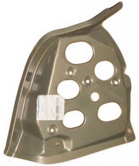 Кронштейн заднего фонаря левый (седан) Geely MK 101200421502