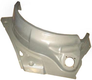Панель арки заднего колеса правое Geely MK 101200474102