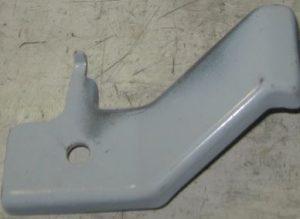 Кронштейн усилителя переднего бампера поперечный левый Geely MK 101201036602