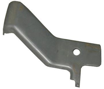 Кронштейн усилителя переднего бампера поперечный правый Geely MK 101201036702