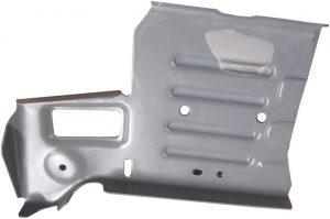 Крепление лонжерона правое Geely X-7 101201418902