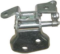 Петля двери передней/задней нижняя левая (после 12.2009) Geely CK 1012024178