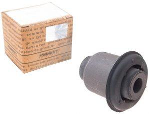 Сайлентблок переднего нижнего рычага задний (малый) Febest (Германия) BYD F6/G6 10127477-00/Febest