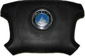 Крышка рулевого колеса (чёрная) Geely CK 101300027600601