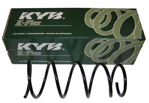 Пружина передней подвески Kayaba (Япония) Geely MK 1014001707/Kayaba