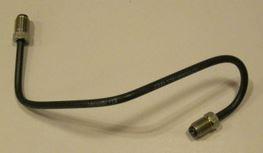Трубка тормозная задняя левая Geely MK 1014001738