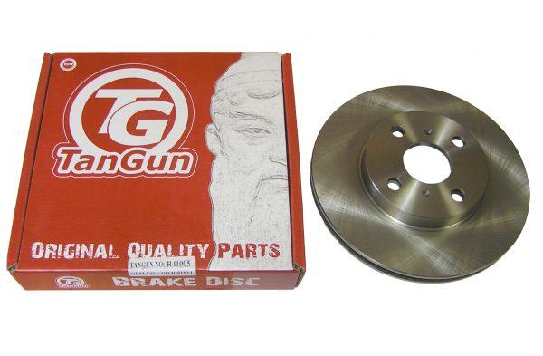 Диск тормозной передний Tangun (Корея) Geely MK 1014001811/Tangun