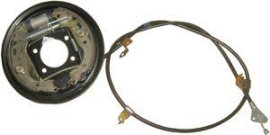 Тормозной механизм задний правый в сборе Geely MK 1014003874