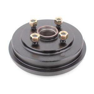Барабан тормозной задний (с ABS, под двухрядный подшипник) Geely CK-1 1014005045