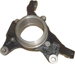 Кулак поворотный правый Geely EC-8 1014011604