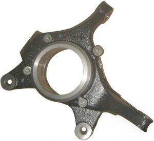 Кулак поворотный правый Geely X-7 1014012446