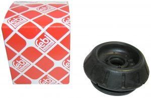 Опора переднего амортизатора (резиновая часть) Febi (Германия) Geely LC Panda/LC Cross 1014013032/Febi