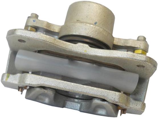 Суппорт тормозной передний левый Geely X-7 1014013380 101401338059