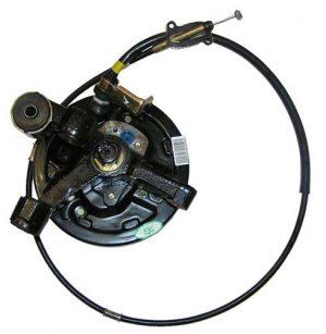 Тормозной механизм заднего правого колеса в сборе (с ABS, двухрядный подшипник) Geely CK 1014014123