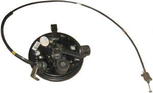 Тормозной механизм заднего правого колеса в сборе (без ABS) Geely CK 1014014151