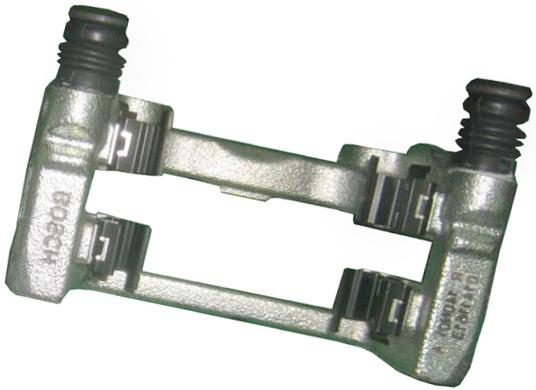 Скоба суппорта заднего левого Geely X-7/EC-8 1014014798