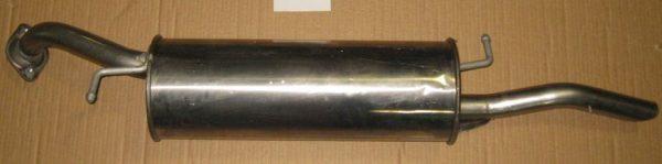 Глушитель (задняя часть) Geely MK 1016001449