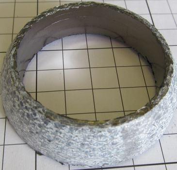 Кольцо приёмной трубы (51мм) Geely MK 1016002020