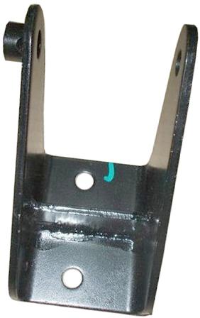 Кронштейн подушки передней (1.8 л., MT) Geely X-7 1016003258