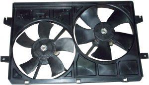 Вентилятор охлаждения Geely X-7 1016011533