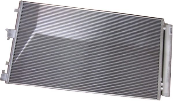 Система кондиционирования и отопления Geely EC8