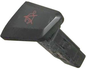 Индикатор ремня безопасности Geely MK 1017000950