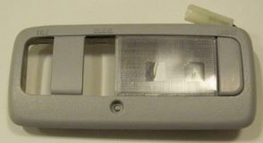 Плафон салона передний (серый) Geely MK 101700144400652
