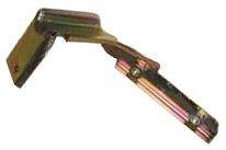 Крепление ЭБУ левое Geely MK 1017007059