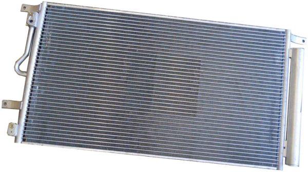 Радиатор кондиционера (1.8 л./2.0 л./2.4 л.) Geely X-7 1017008311