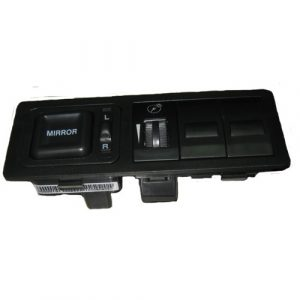 Блок управления подсветки приборов и регулировки зеркал (чёрный) Geely CK 1017009665