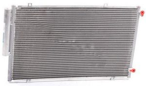 Радиатор кондиционера Geely LC Panda/LC Cross 1017009712