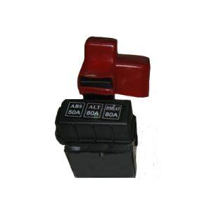 Блок предохранителей (возле катушки зажигания) Geely CK-2/MK 1017009929