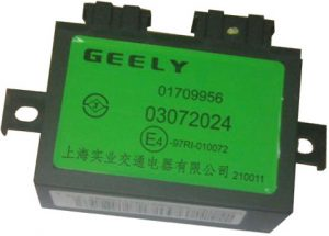 Блок управления иммобилайзером Geely X-7 1017009956
