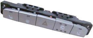 Блок кнопок (подогрев, аварийная сигнализация) Geely X-7 1017010159