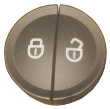 Кнопка откр./закр. центрального замка Geely X-7 1017010217