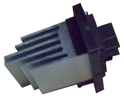 Регулятор печки Geely X-7 1017016543