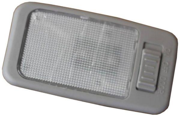 Плафон освещения салона задний (серый) Geely X-7 101701708500433