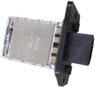 Резистор печки Geely X-7 1017025254