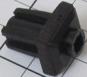 Клипса крепления заднего бампера Geely MK (седан)/EC-7 1018004868