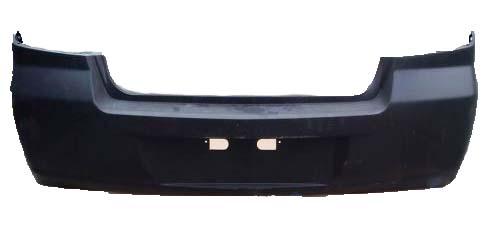 Бампер задний (хетчбэк) Geely MK-2 1018006132