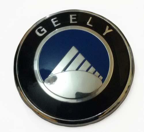 Решетка радиатора, эмблема Geely MK