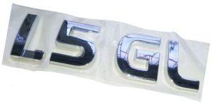 """Логотип """"1.5 GL"""" Geely CK 1018008840"""