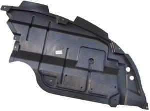 Защита моторного отсека левая пластик Geely EC-8 1018009825