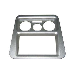Рамка панели приборов центральная (серая) Geely CK 101801003700625