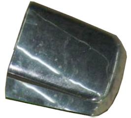 Накладка ручки двери (личинки замка) наружной Geely MK 1018012598