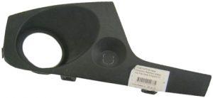 Решетка (накладка) противотуманной фары левой Geely X-7 1018013474